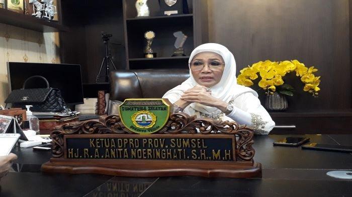 Ketua DPRD Sumsel Dukung Wacana Pembelajaran Tatap Muka, Bukan Vaksinasi Tapi Ini Syaratnya