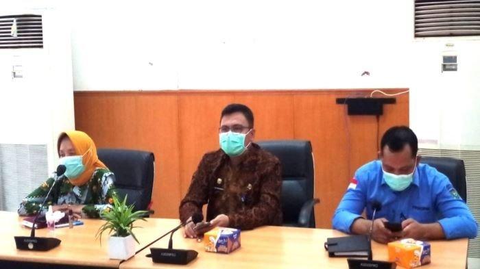 HNU Borong Batik Karya Warga Binaan Lapas Kelas II B Muara Enim, Batik Serasan Motif  Lemang
