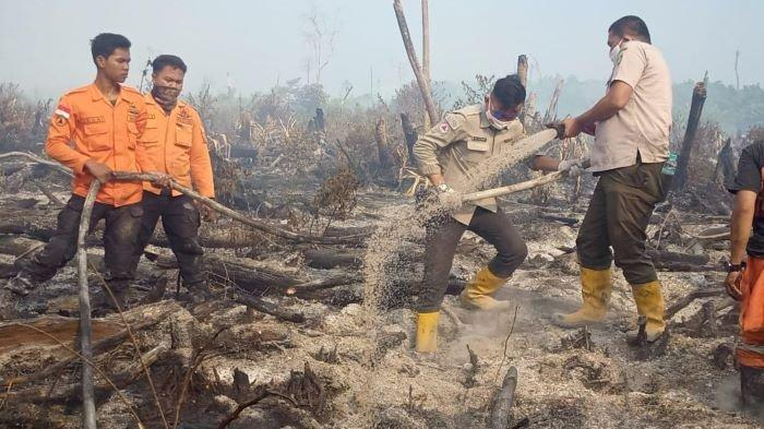 Dalam Satu Pekan, Hotspot Tidak Terpatau di Wilayah Musi Rawas, Begini Penjelasan BPBD