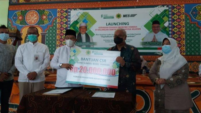 Kolaborasi BSB dan Ponpes Aulia Cendekia, Kembangkan Digitalisasi Perbankan Syariah