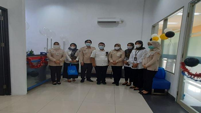 Mudah Transaksi Masyarakat, BSB Buka Kantor Kas di DPMPTSP Jakabaring Palembang
