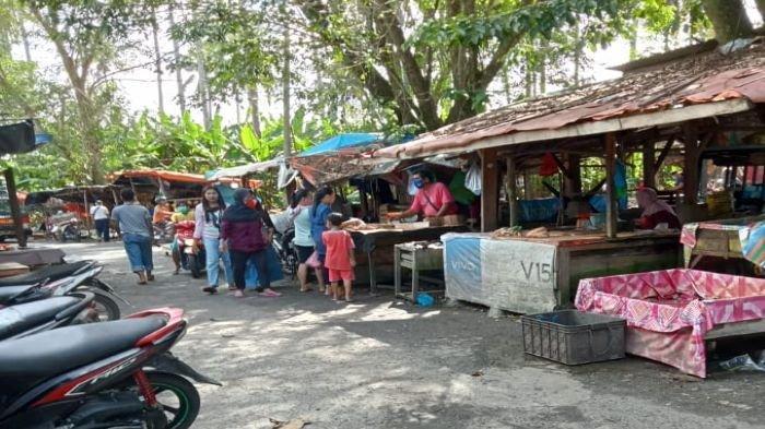 H-1 Jelang Bulan Ramadhan Harga Daging Sapi di Pasar Muaradua Stabil