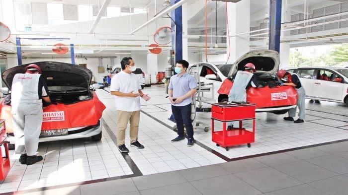 Dukung Larangan Mudik, Astra Daihatsu Tetap Layani Servis dan Penjualan Mobil Saat Lebaran