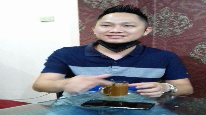 Manajer Sriwijaya FC , Muhammad Fadli SE