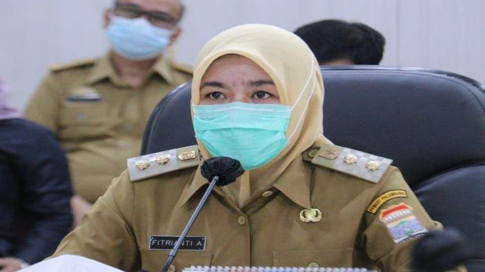 Fitri Minta Bantuan Kemendik-Kemenkes Cukupi Kouta Vaksin Guru, Demi Sekolah Tatap Muka di Palembang