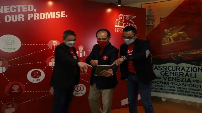 Ditengah Pandemi Asuransi Generali Bukukan Laba Rp 263 Milyar, Bayarkan Klaim Rp 648 Milyar