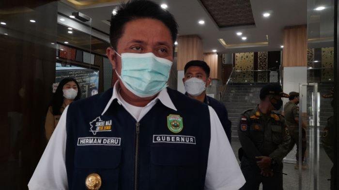 Sholat Idul Fitri Dilarang, Herman Deru: Kewenangan Itu Ada Kepala Daerah Kabupaten/Kota, Palembang?