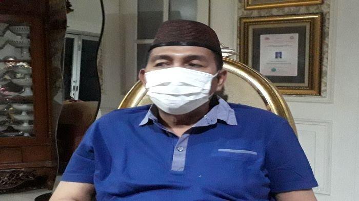 Resiko Wabup OKI Djakfar Sodiq Mundur dari Partai Demokrat, Ishak Mekki: Jabatannya Digugurkan