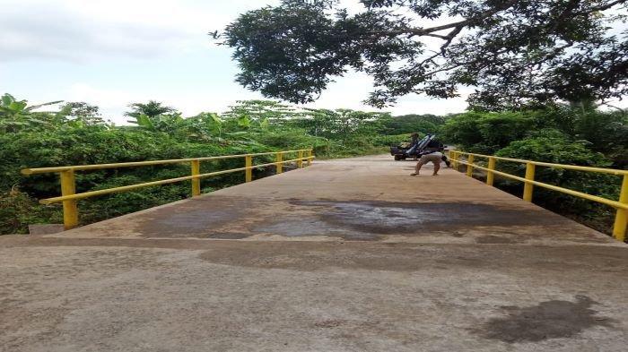 Warga Dua Kecamatan di Ogan Ilir Kembali Terhubung, Jembatan Tanjung Mas Sudah Bisa Dilewati