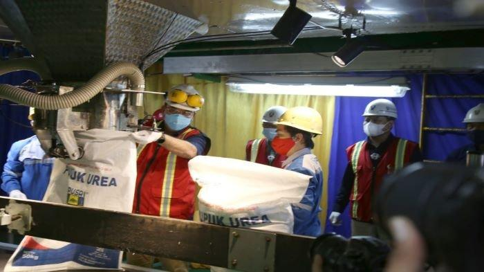 Tahun 2021 PT Pusri Palembang Wujudkan Pabrik Pusri III B, Produksi Tahun 2020 Lampaui Target