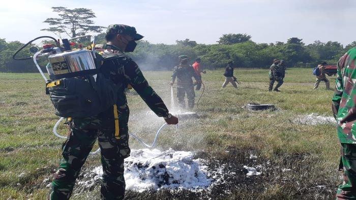 Antisipasi Karhutla 9000 Personel Gabungan Siapsiaga, Tersebar di 10 Kabupaten/Kota Rawan Karhutla