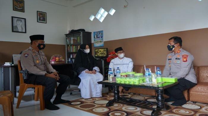 Jalin Silaturahmi, Kapolres OKU Kunjungi Pondok Pesantren Al Fakhriyah