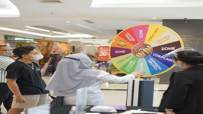 Tarik Minat Pengunjung, Mal Berikan Diskon Belanja Hingga 70 Persen dan Hadiah Langsung