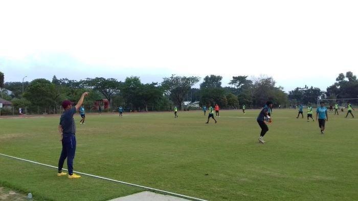Skuat Sriwijaya FC Ladeni Tantangan Tim Bangka, Laga Uji Coba di Jakabaring Sabtu Sore