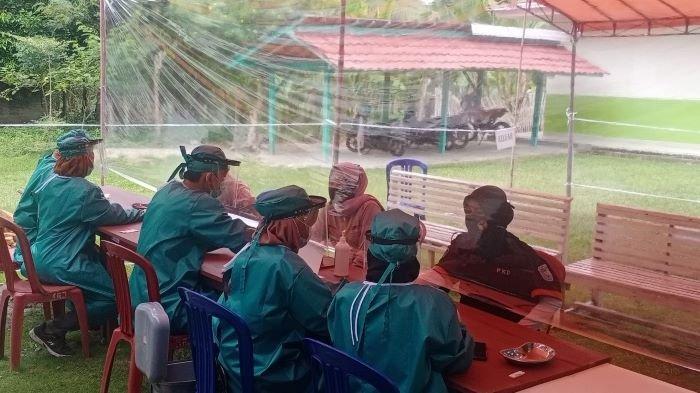 OKU Selatan Zona Orange, Tambahan 5 Kasus Positif Covid-19, Berasal di Kecamatan Muaradua