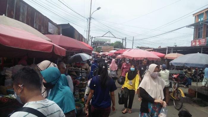 Jalan Mujahidin 26 Ilir Palembang 'Disabotase' Pedagang