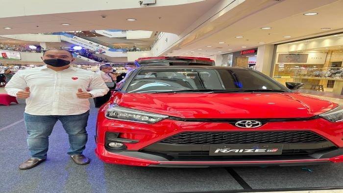 All New Toyota Raize Resmi Mengaspal di Palembang, Dapat Diskon PPnBM 2021 Segini Harganya