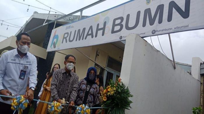 Rumah BUMN Sumsel, Wadah Pelaku UMKM Pasarkan Produk Secara Gratis