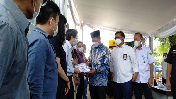 Pemkot Palembang Bayarkan Rp 9,5 Miliar, Ganti Pengadaan Lahan Pembangunan Fly Over Simpang Sekip