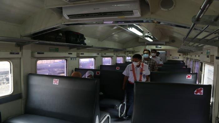 Operasional Kereta Api Sindang Marga