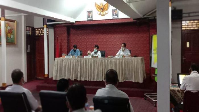 Koordinasi Upaya Penanggulagan Kemiskinan di PALI , Bapedda Sinergikan Lintas Sektor