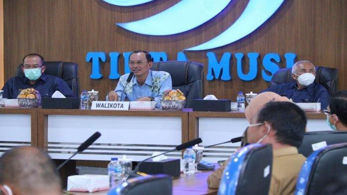 Warga Sukabangun Kecewa Pemasangan Air PDAM tak ada Kepastian, Ini Tanggapan Walikota Palembang