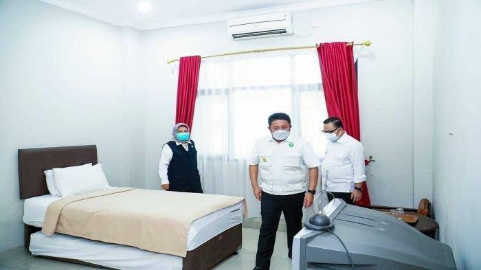 Enam Daerah di Sumsel Zona Merah Covid-19, Begini Respon Gubernur Herman Deru Soal PPKM Darurat
