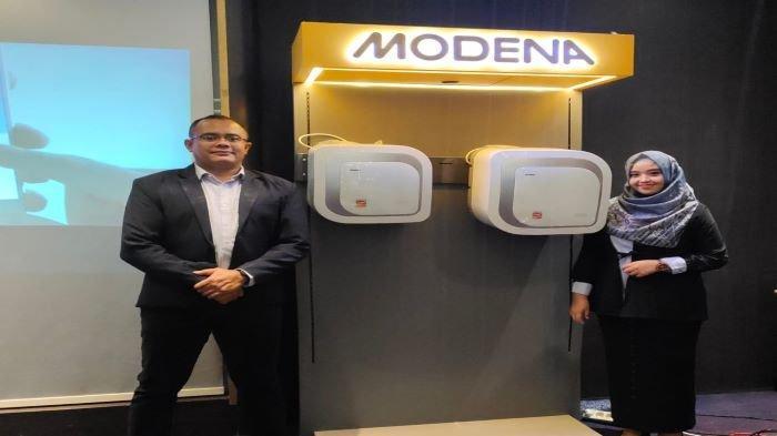 Operasikan Mesin Dari Ponsel, Modena Hadirkan Water Heater Dengan Teknologi IoT