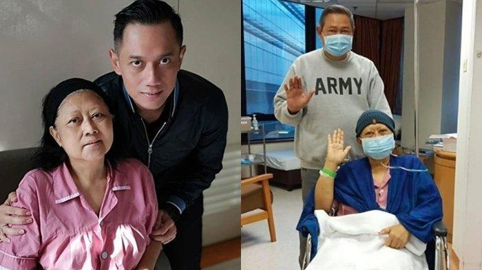 2 Bulan di Singapura, Terhalang Biaya yang Besar, AHY Belum Bisa Wujudkan Keinginan Ani Yudhoyono