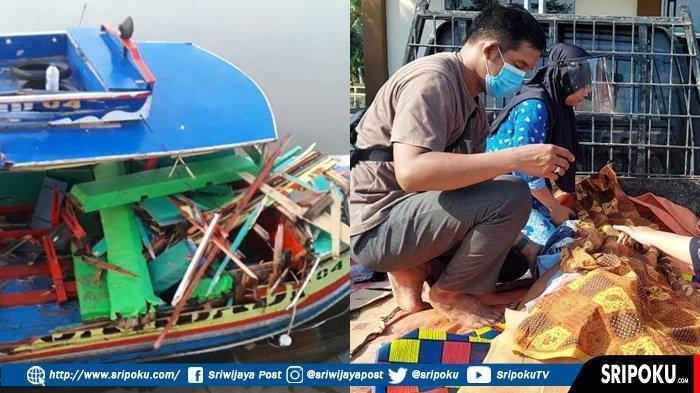 BREAKING NEWS :  2 Speedboat Terlibat Kecelakaan di Sungai Lalan, 1 Orang Hilang, 1 Meninggal