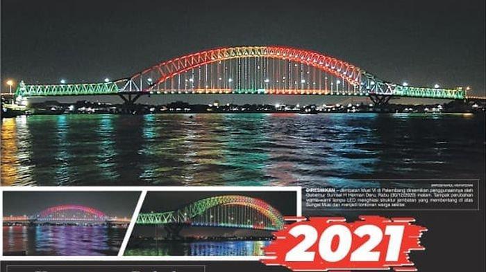 2021 Pulau Kemaro Ikon Baru, Palembang Optimis Ekonomi Bakal Bangkit