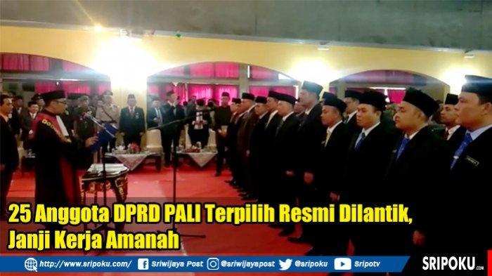Pasca Dilantik, Hampir Seluruh Anggota DPRD PALI Gadaikan SK ke Bank, Termasuk Jajaran Pimpinan