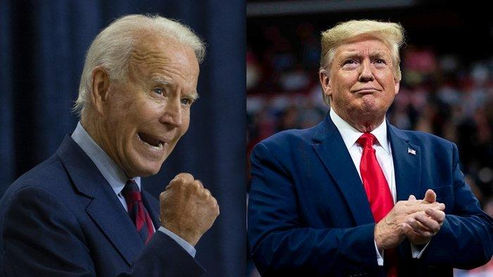 'Dia telah mempermalukan negara' Tanggapan Dingin Joe Biden soal Trump tak akan Hadiri Pelantikannya