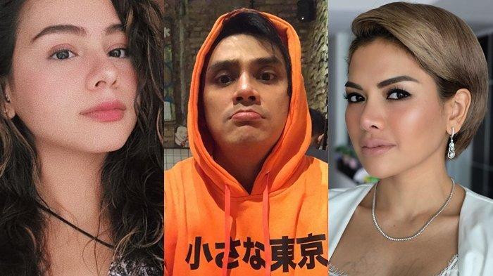 Usai Cerai, Vicky Nitinegoro Dikabarkan Dekat dengan 5 Seleb Cantik Ini, No 5 Lengket dengan Anaknya