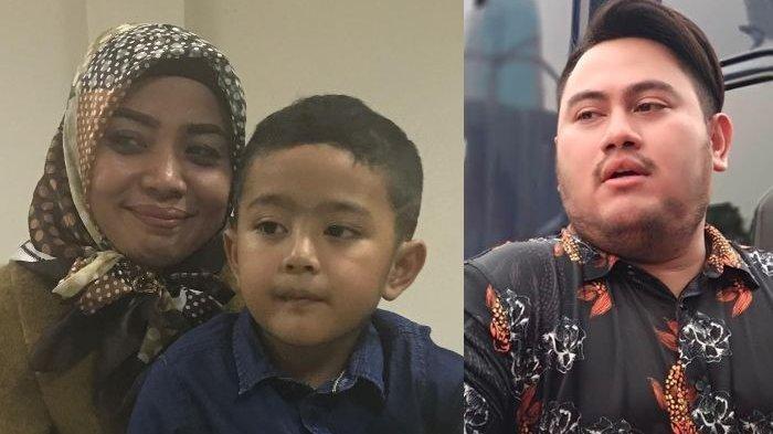 5 Tahun Cerai, Begini Nasib Anak Nassar & Muzdalifah, Perlakuan Fadel Islami ke Falhan Abssar Bocor