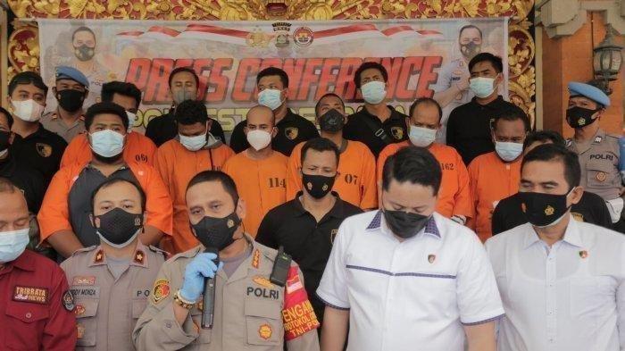 Tanpa Ampun 7 Debt Collector Mengeroyok Menebas Korban dengan Parang, Polisi Periksa Pihak Finance