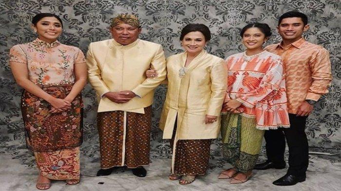 Siapa Adiguna Sutowo yang Dekat dengan Keluarga Cendana, Mertua Dian Sastrowardoyo Meninggal Dunia