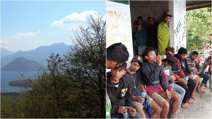 NGERI Kisah 7 Pemuda Tersesat di Hutan Golo Lusang NTT, Jalan Setapak Tiba-Tiba Raib, Minum Air Seni