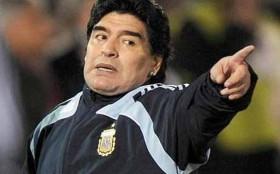 Legenda Hidup Argentina Diego Maradona, Sarankan Lionel Messi Pensiun dari Timnas Argentina
