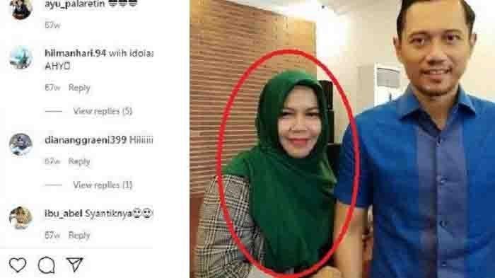 SBY Turun Gunung, Sapu Bersih Pro KLB, Siapa Sebenarnya Ayu Palaretin?  Minta Uang Rp 500 Juta