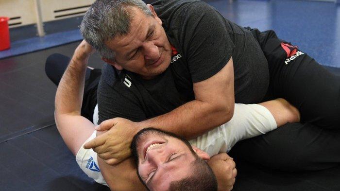 Megaduel UFC Khabib Nurmagomedov vs Justin Gaethje Disebut Tipu-Tipu