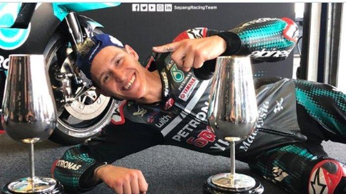 Lawan Berat MotoGP 2021, Fabio Quartararo Enggan Disamakan Dengan Marc Marquez