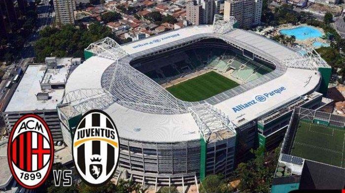 Juventus Bisa Kunci Scudetto Lewat Laga Kontra AC Milan
