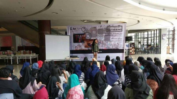 G Art Studio Palembang Adakan Kpop Gathering, Jadi Ajang Kumpul Buat Kpopers