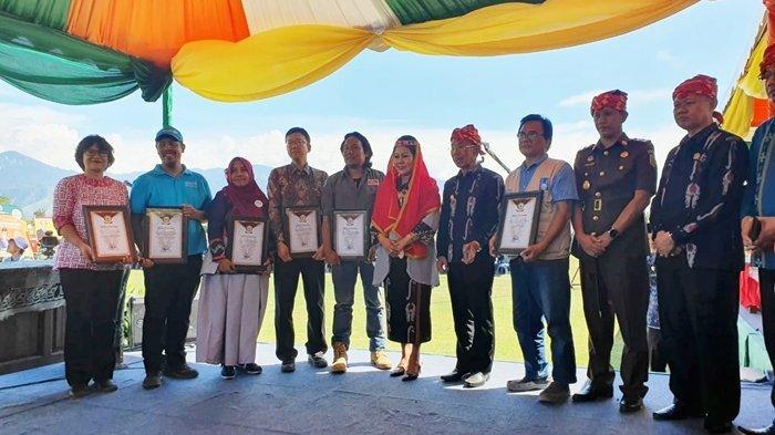 ACT bersama 5 NGO Internasional Raih Penghargaan dari Pemerintah Sigi