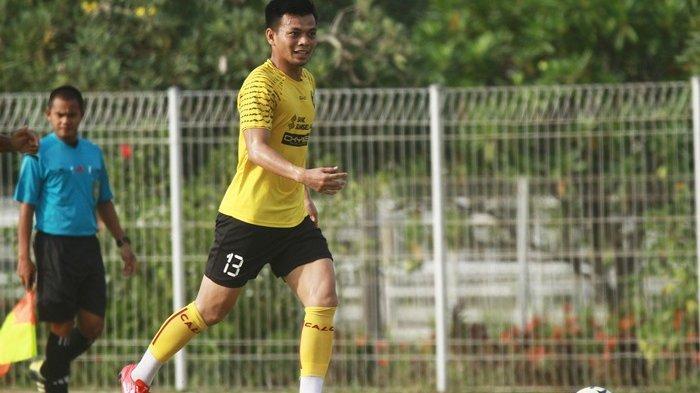 Jelang Liga 2 2021, Satu Mantan Pemain Sriwijaya FC Hijrah ke Badak Lampung FC