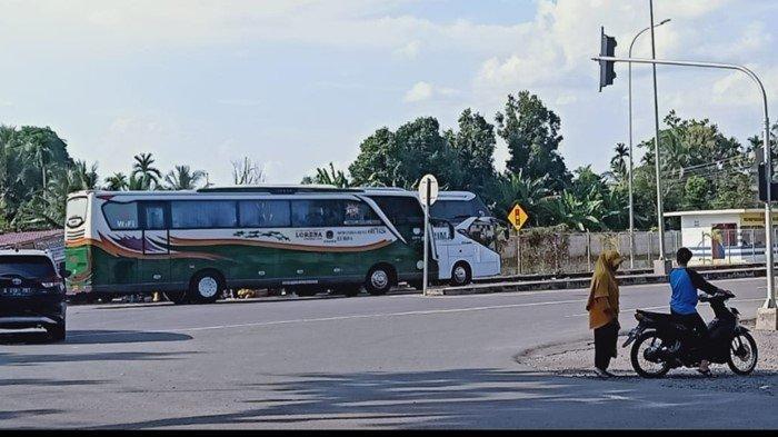 Agen Bus di Kayuagung OKI Masih Berangkat, Ini Syarat Penumpang Bepergian Saat PPKM