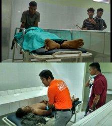 Dua Pekerja Asal Lampung Tewas Tersetrum Bukan Pegawai Telkom