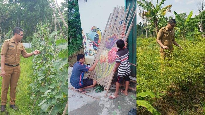Kalidoni Bakal Miliki Kampung Kreatif Agrowisata, Masyarakat Jadi Petani Dadakan di Mata Merah