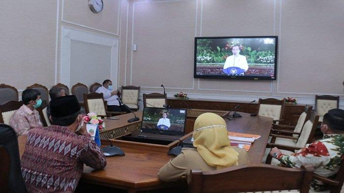 Musrenbangnas 2021, Palembang Masuk 10 Besar Bidang Perencanaan Pembangunan Tingkat Nasional